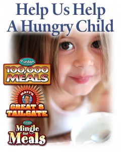 Puritan Cleaners 100000 Meals for Kids Campaign