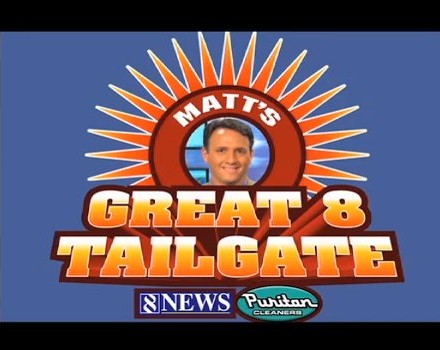 Matt's Great 8 Tailgate at Puritan Cleaners Staples Mill 2011